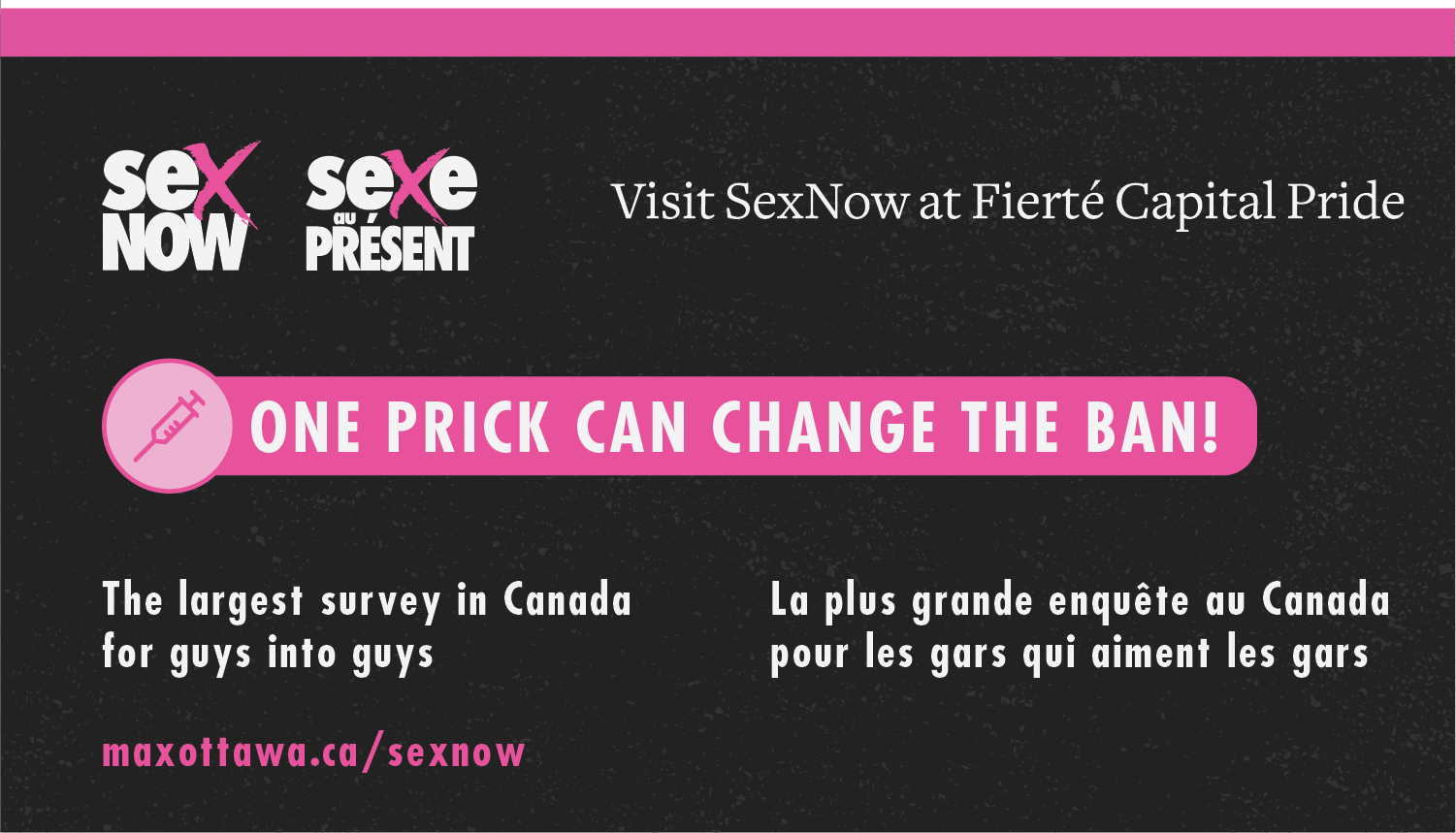Sex Now campaign ad