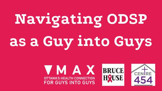 Navigating ODSP Blog post