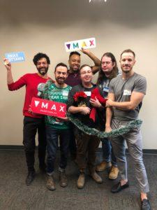 MAX Staff and peer facilitators