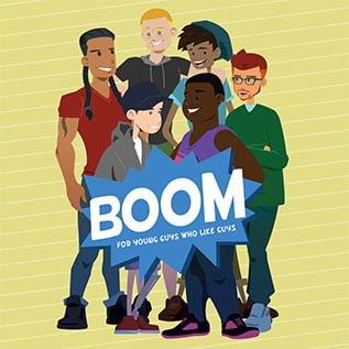 BOOM Campaign logo