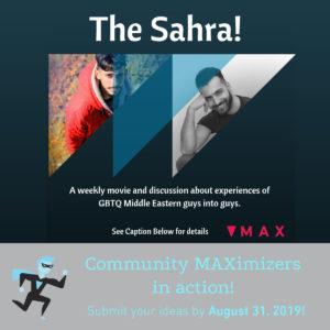 The Sahra February - March 2018