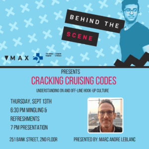 behind the scenes for cracking cruising code