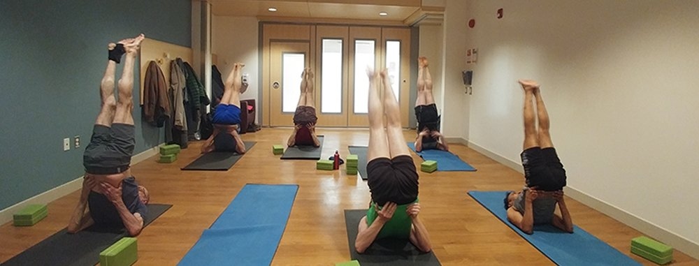 Yoga at Gay Zone Gaie