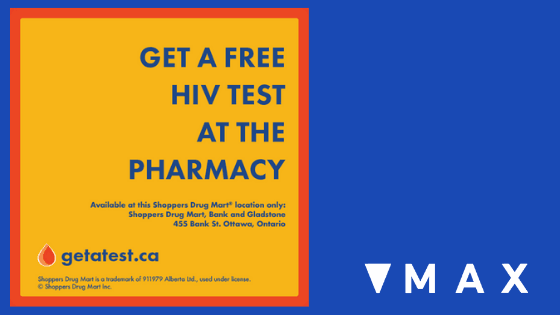 OHTN and Shoppers Drug Mart HIV testing pilot project