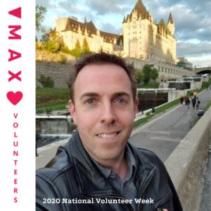 2020 Volunteer Week with Jason
