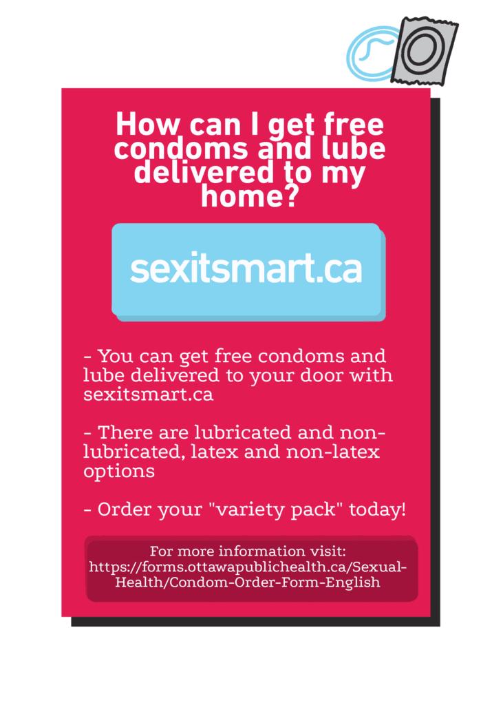 MAX Ottawa COVID-19 & Sexual Health
