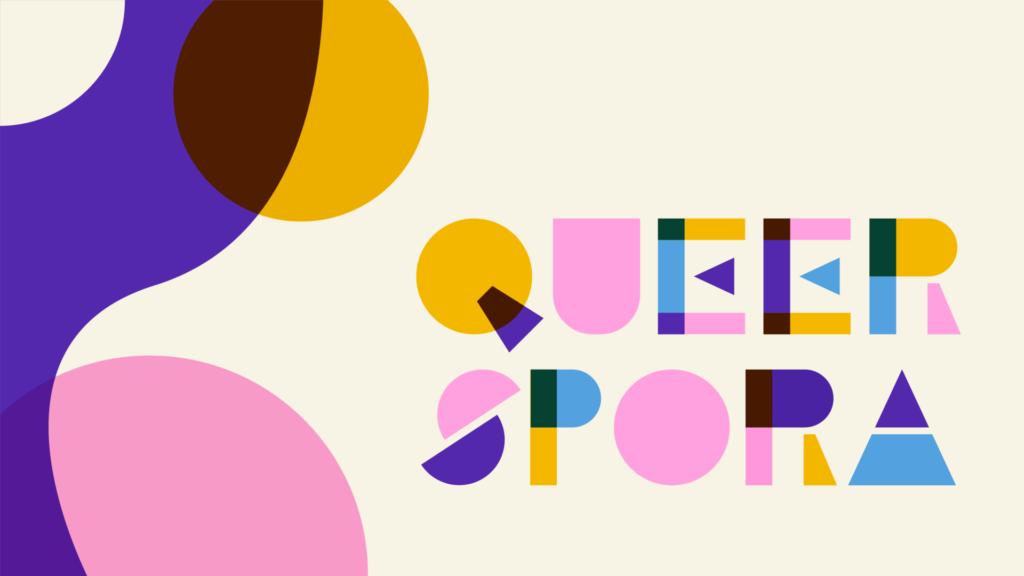 QueerSpora logo